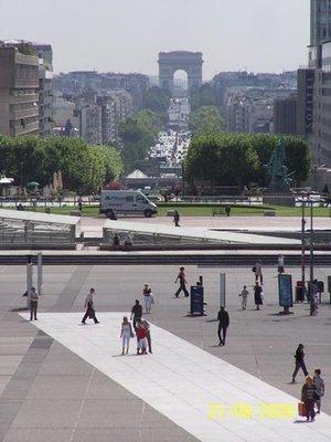 Desde la Défense