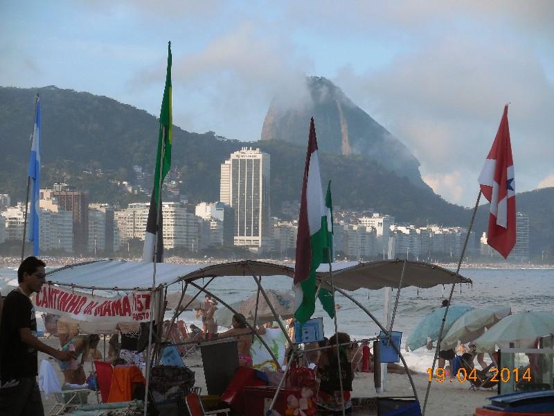 07 - Rio de Janiero - Copacabana