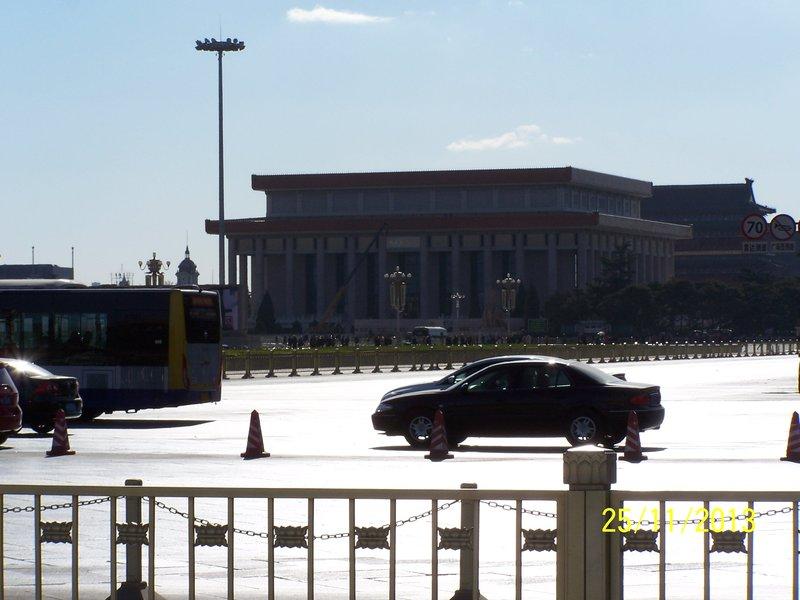 Beijing Mausoleo Mao