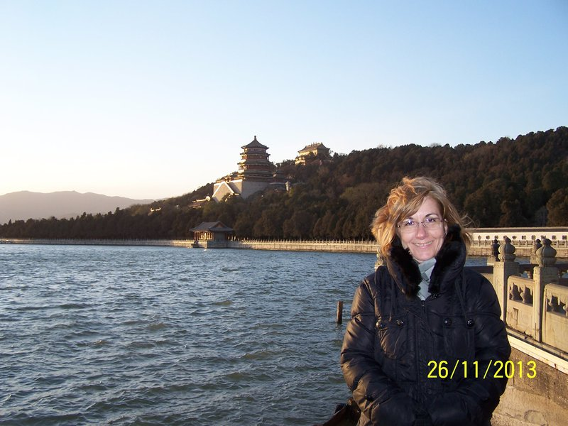 Beijing Palacio de Verano