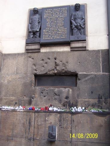 Iglesia de San Cirilo y Metodio - Praga