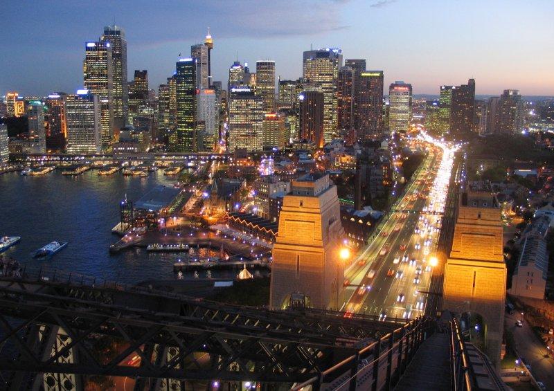 Sydney @ dusk