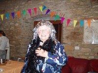 My grandmother, Sansepolcro