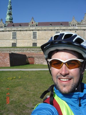 Me and Kronborg Slot