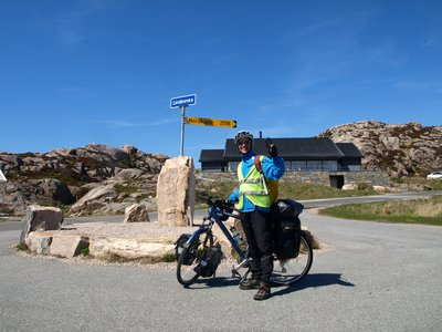 From Lindesnes Fyr to Nordkapp