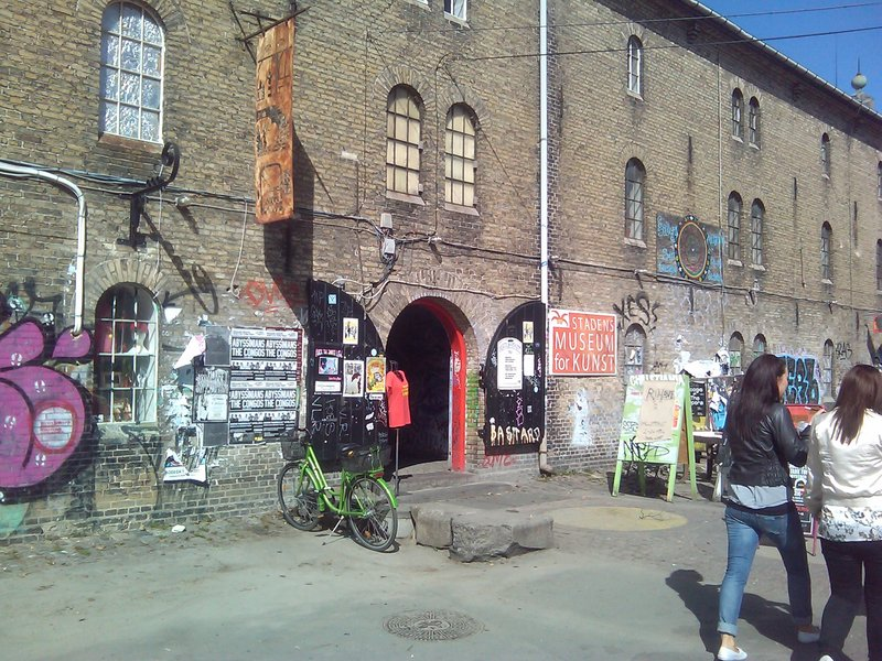 National Museum for Art in Christiania
