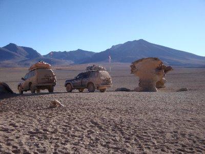 4x4 in Bolivia