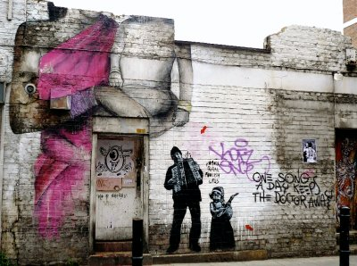 Brick Lane Art