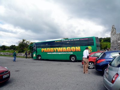 Our Paddywagon