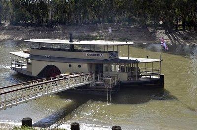 2017 April 8 Paddle Boat Canberra (Copy)