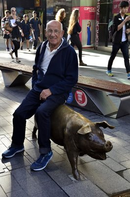 2017 Mar 30 John on a pig (Copy)