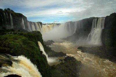 iguazu brazilian side