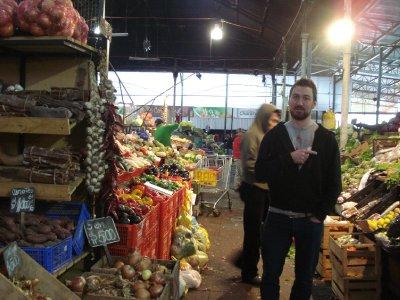 Vegas Market, across the river, more local, a fruit heaven!
