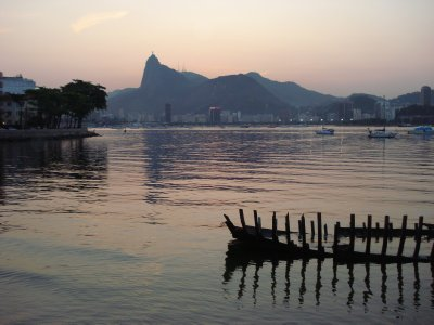 Rio, the coast