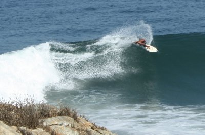 Roger´s friend ripping