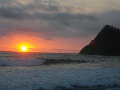 Sunset Playa Buena Vista