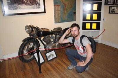 Henrik's motorcycle diary