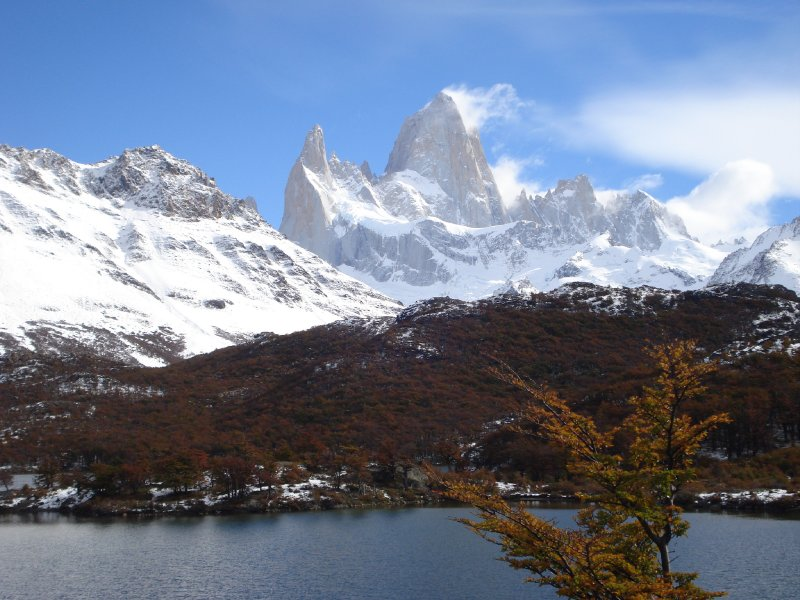 The mighty Fitz Roy