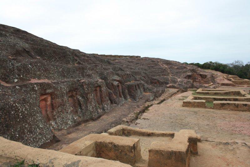 The pre-inka come UFO site El Fuerte