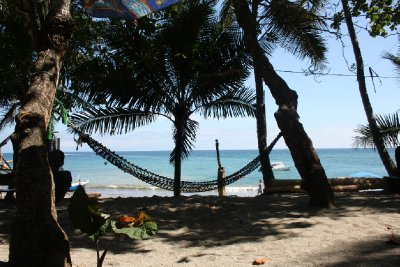 Playa Montezuma taken from our hostel..pretty nice location