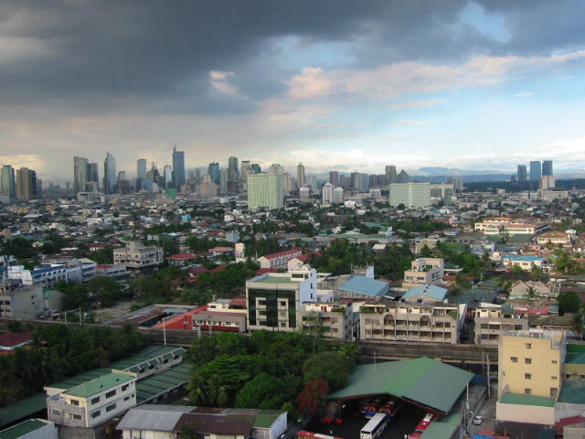 Manila city