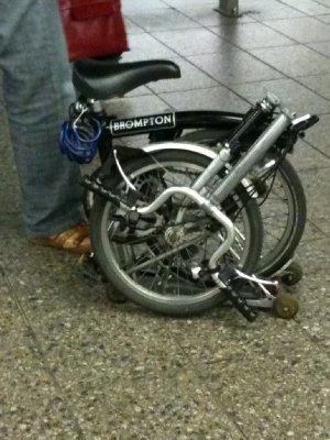 portable bike