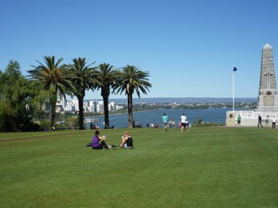 another view of Perth