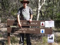 who did the Larapinta trail?