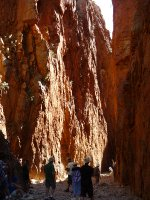 Standly Chasm West Macdonnell ranges