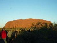 sunset Uluru 2