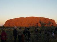 sunset Uluru 3