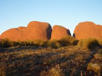 more colours of the Olgas