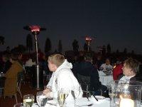 dinner under the stars!