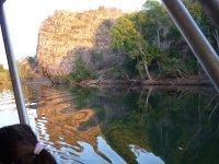 reflections 2 on Katherine gorge