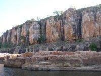 Katherine gorge cliffs
