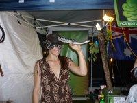 snake hat - Mindil Markets