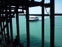 ferry to Mandorah