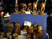 stuffed cane toads at markets