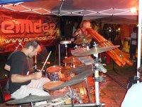 didge player at Mindil Beach markets