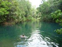 Berry Springs waterholes