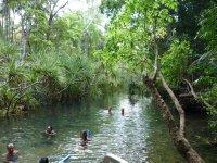 Berry Springs waterhole