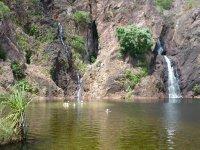 Wangi Falls waterhole