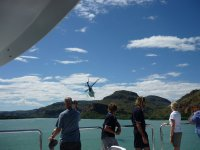 farewell to our chopper