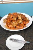 chilli crabs!