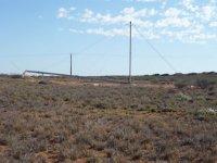 wind turbines powering Ningaloo reef area NOT