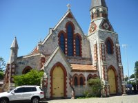 beautiful old church at Freo