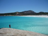 Lucky Bay at Esperance