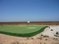 golf course on the Nullarbor