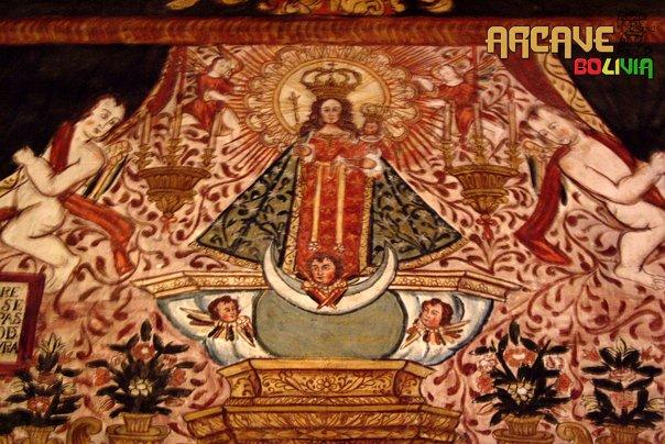 Iglesias Barrocas del Altiplano