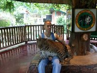 Me and Big Cat